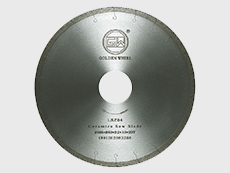 Laser Slotted Diamond Blade